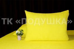 Купить желтые махровые наволочки на молнии в Астрахани