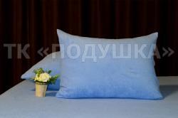 Купить синие махровые наволочки на молнии в Астрахани