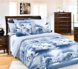 Купить постельное белье из бязи «Лебединое озеро» в Астрахани