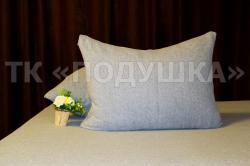 Купить серые махровые наволочки на молнии в Астрахани
