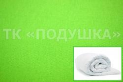 Купить салатовый трикотажный пододеяльник в Астрахани