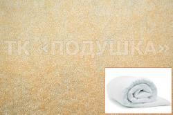 Купить персиковый махровый пододеяльник в Астрахани