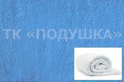 Купить голубой махровый пододеяльник  в Астрахани