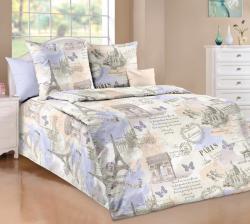 Постельное белье из бязи «Вояж» (1.5 спальное)  ТМ ТексДизайн